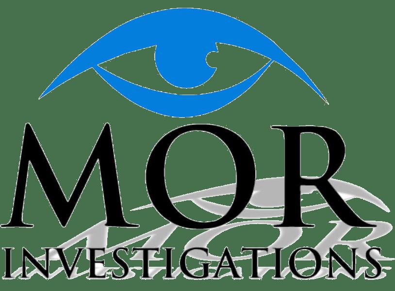 MOR Investigations LOGO